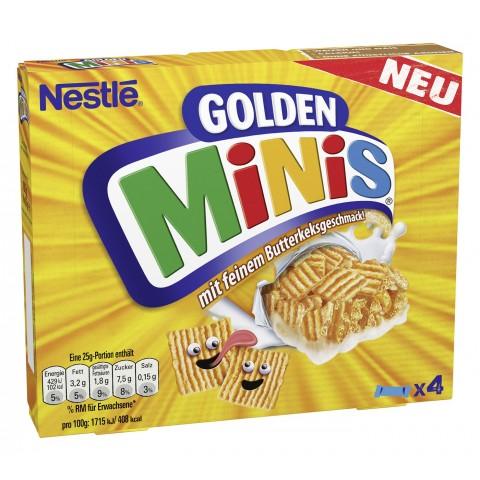 Nestle Golden Minis