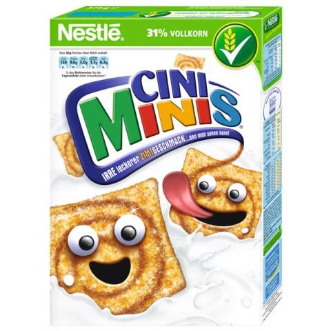 Nestle Cini Minis Zimt 375 g