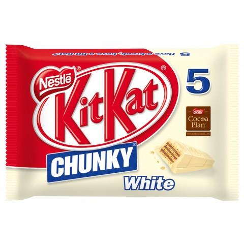 Nestle KitKat Chunky White
