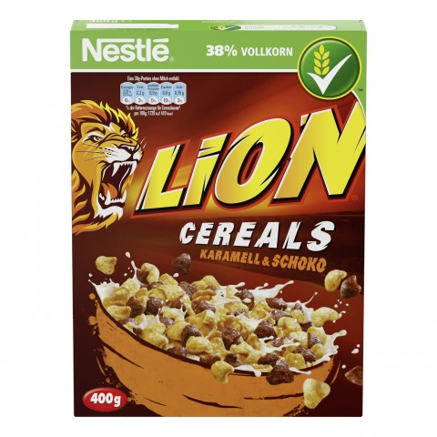 Nestle Lion Cereals