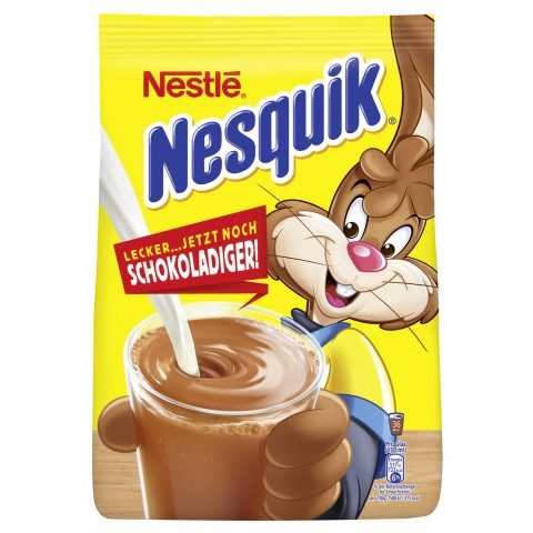 Nestle Nesquik Kakao Nachfüllbeutel 500 g