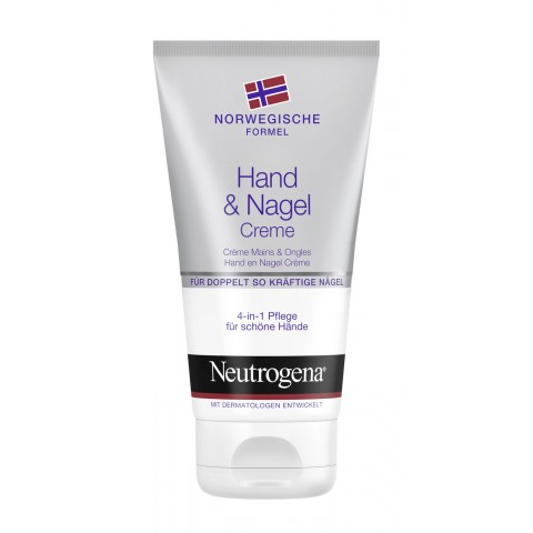Neutrogena Hand & Nagel Creme 75 ml