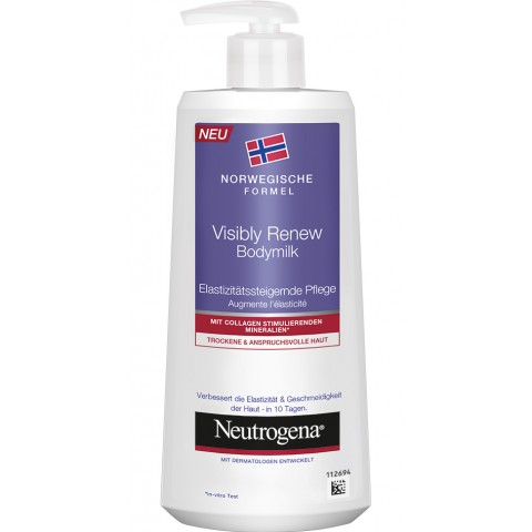 Neutrogena Bodymilk Visibly Renew
