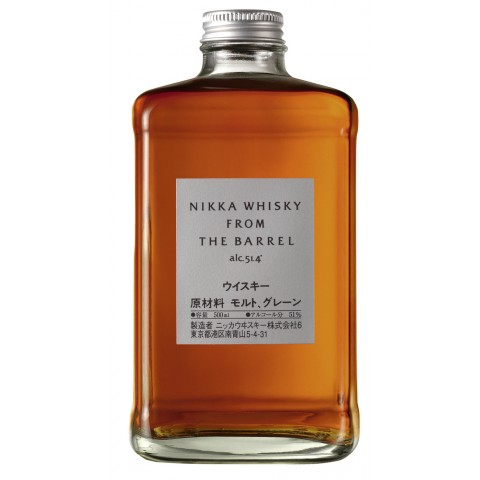 Nikka from the Barrel Blended Whisky 0,5 ltr
