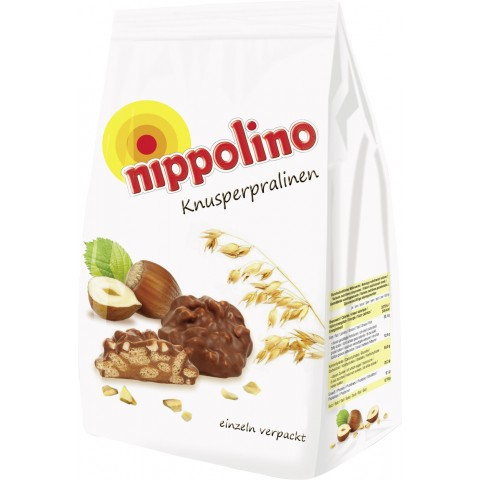 Nippon Nippolino Knusperpralinen 130 g