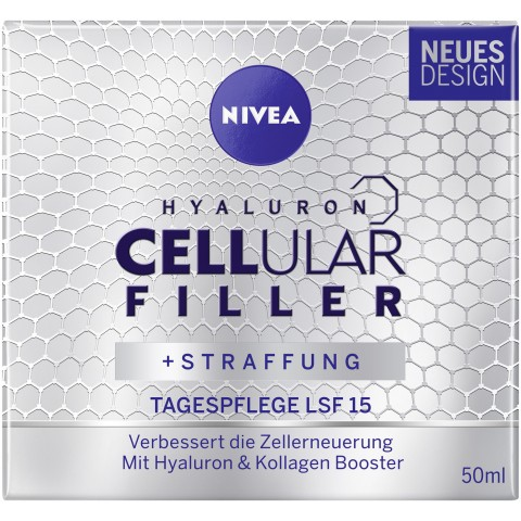 Nivea Hyaluron Cellular Antiage Tagespflege LSF15 50 ml
