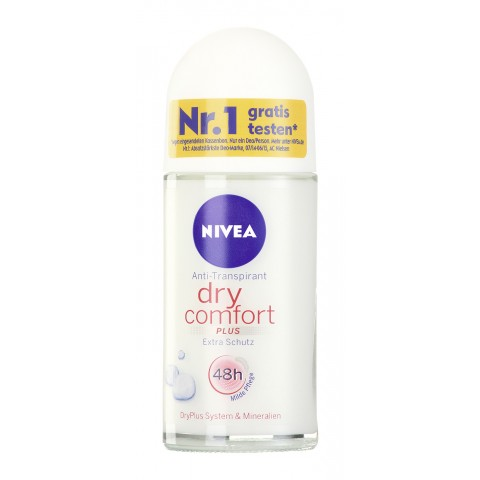 Nivea Deo Roll-On Dry Comfort plus
