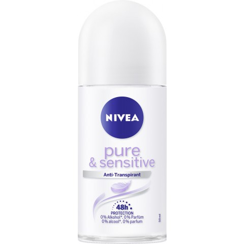 Nivea Pure & Sensitive Anti-Transpirant 50 ml