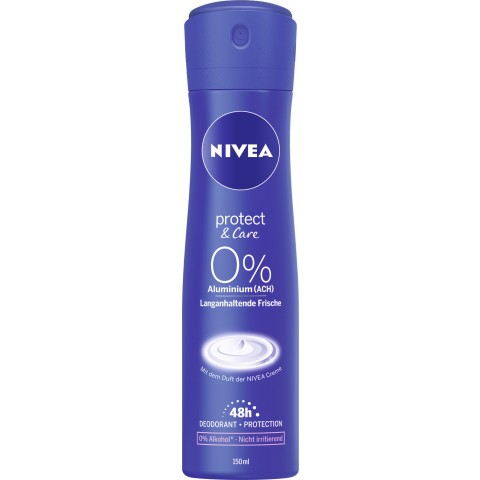 Nivea Deo-Spray Protect & Care 150 ml