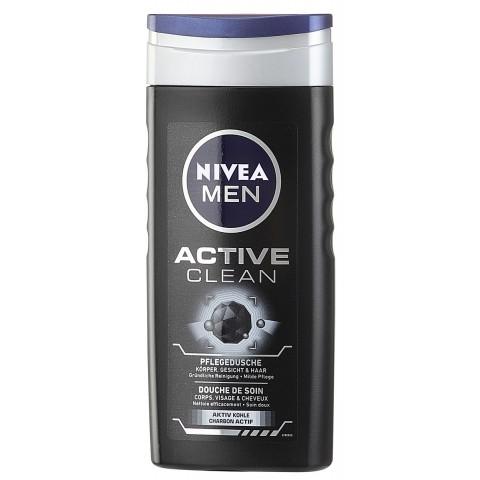 Nivea for Men Active Clean Pflegedusche