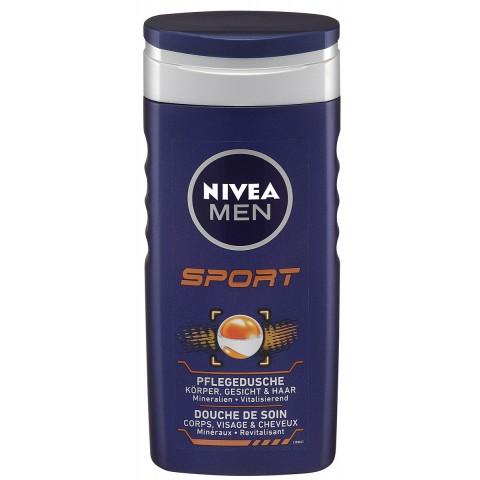 Nivea Men Pflegedusche Sport 250 ml