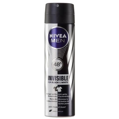 Nivea for Men Deospray Anti-Transpirant Invisible