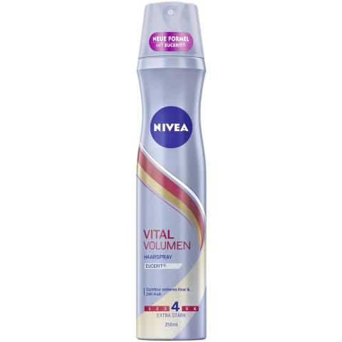 Nivea Haarspray Vital Volumen extra starker Halt 4 250 ml