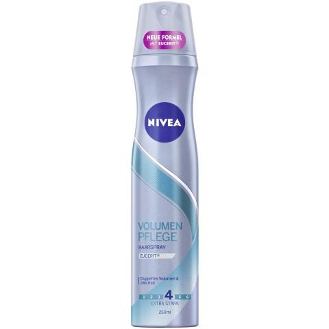 Nivea Haarspray Volumen Pflege extra starker Halt 4 250 ml