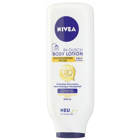 Nivea In-Dusch Body Lotion hautstraffende Pflege 0,4 ltr