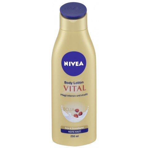 Nivea Body Lotion Vital 250 ml