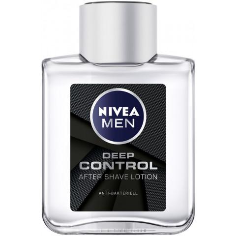 Nivea Men After Shave Lotion Deep Control 100ML