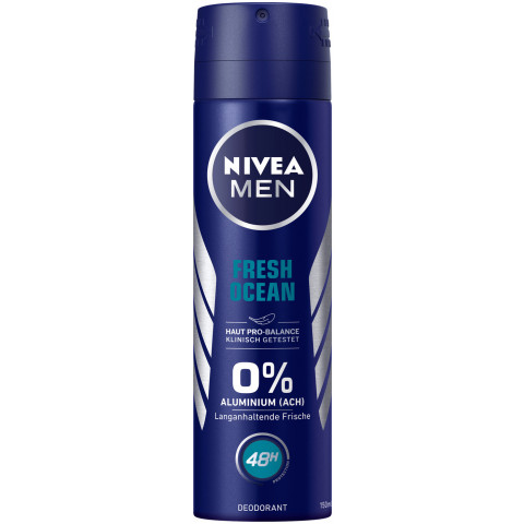 Nivea Men Deospray Fresh Ocean 150ML