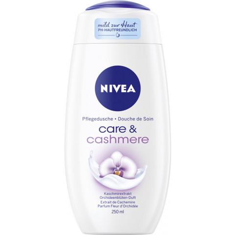 Nivea Pflegedusche Care & Cashmere 250ML