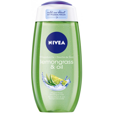 Nivea Pflegedusche Lemongrass & Oil 250ML