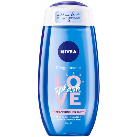 Nivea Pflegedusche Love Splash 250ML