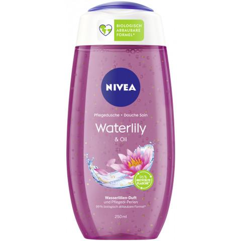 Nivea Pflegedusche Waterlily & Oil 250ML