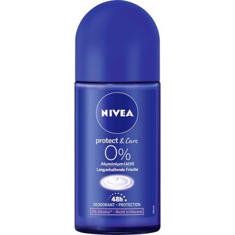 Nivea Protect & Care Antitranspirant 50 ml