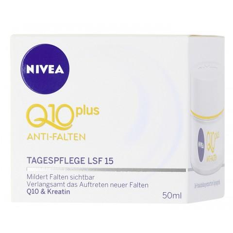 Nivea Q10 plus Anti-Falten Tagespflege