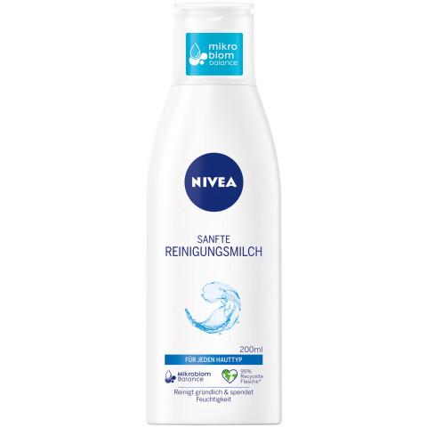 Nivea Sanfte Reinigungsmilch 200ML