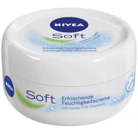 Nivea Soft Creme 200 ml