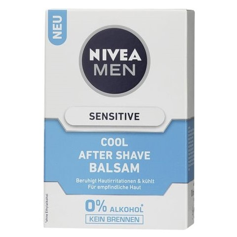 Nivea Men After Shave Balsam Cool Sensitive