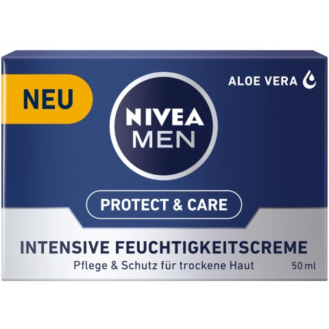 Nivea for Men Intensive Feuchtigkeitscreme original-mild