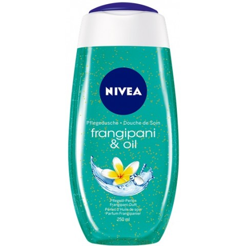 Nivea Pflegedusche Frangipani & Oil 250 ml