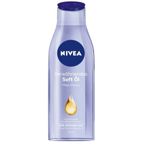 Nivea Verwöhnendes Soft Öl