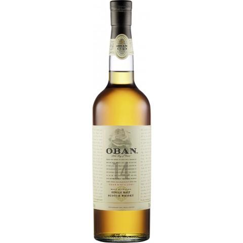 Oban 14 Jahre Single Malt Whisky 0,7 ltr