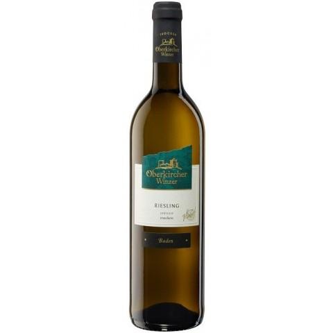 Oberkircher Riesling Spätlese Weißwein trocken  2017