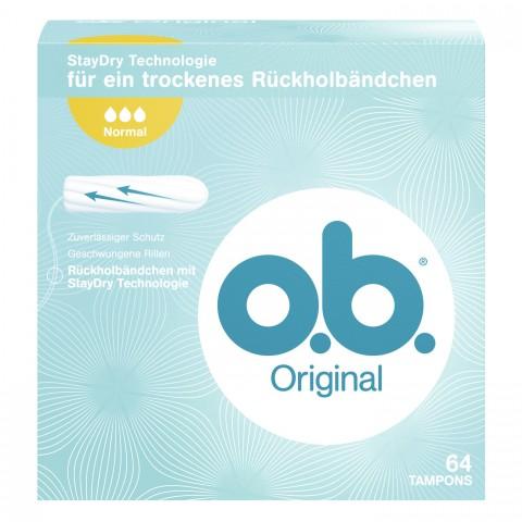 o.b. Original Tampons 64 Stück