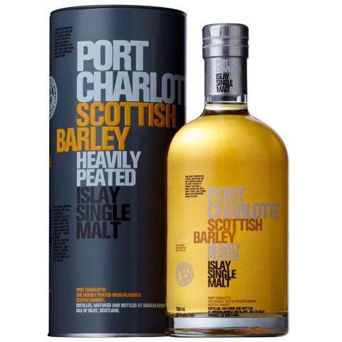 Bruichladdich Port Charlotte Heavily Peated Whisky