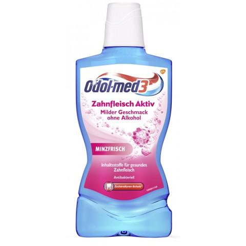 Odol-med3 Mundspülung Zahnfleisch Aktiv Minzfrisch 500 ml