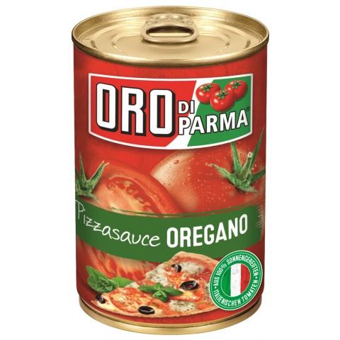 Oro di Parma Pizzasauce mit Oregano 425 g