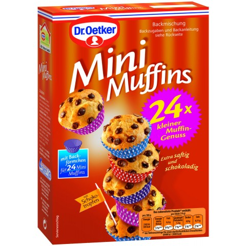 Dr.Oetker Backmischung Mini Muffins 270 g