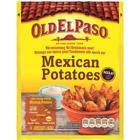 Old El Paso Mexican Potatoes