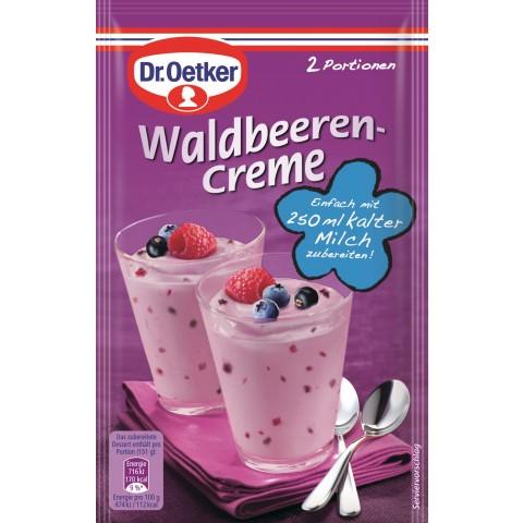 Dr.Oetker Waldbeeren-Creme