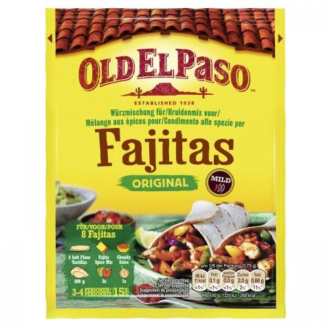 Old El Paso Fajita Würzmischung 30 g