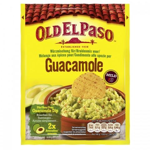Old El Paso Guacamole Würzmischung