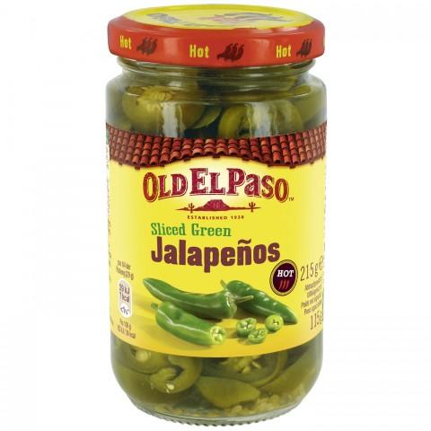 Old El Paso Sliced Jalapeños