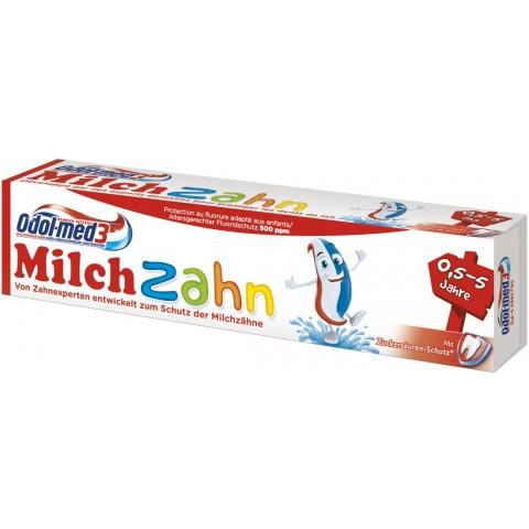 Odol Med 3 Zahncreme Milchzahn