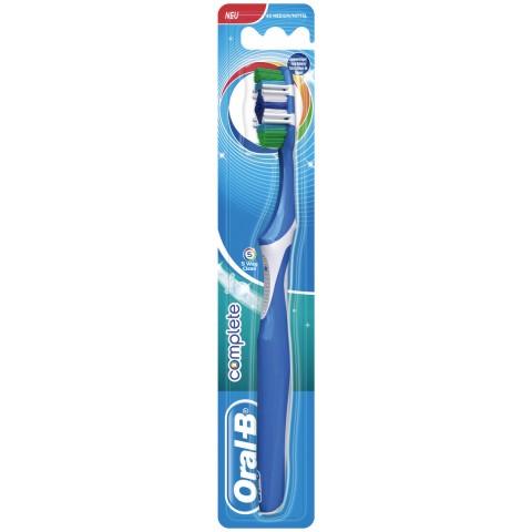 Oral-B Zahnbürste Complete 5 Way Clean mittel