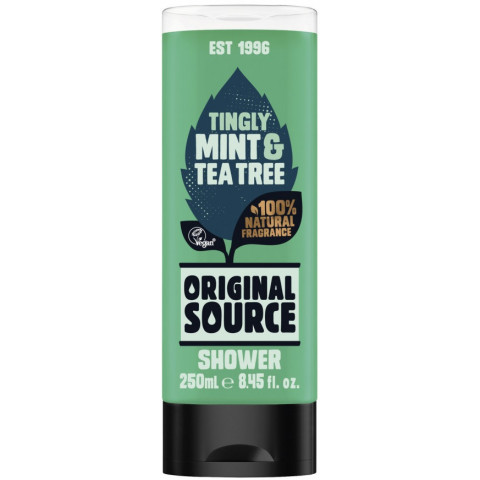 Original Source Duschgel Tingly Mint & Tea Tree 250 ml