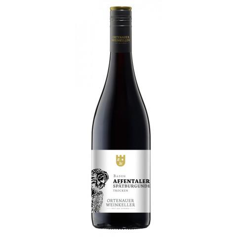 Ortenauer Weinkeller Affentaler Spätburgunder trocken 2019 0,75L